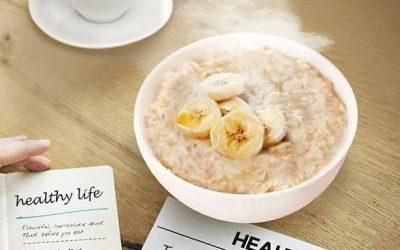 Informasi Penting : Tips Diet Dengan Oatmeal