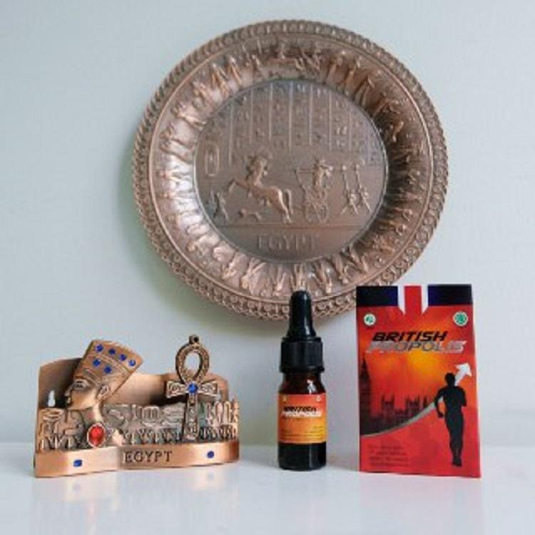 British propolis, Sumber : ipphoright.com