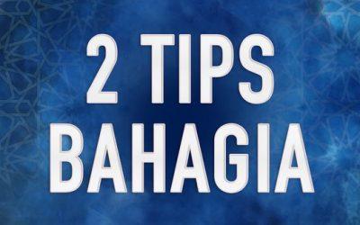 Tips Bahagia